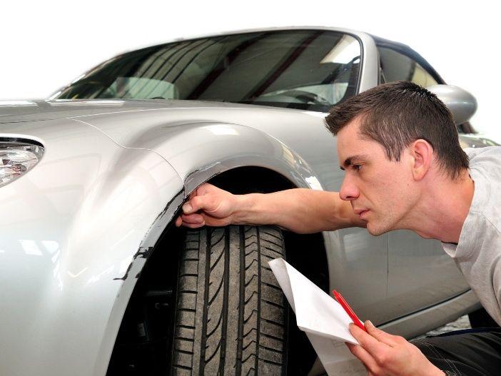 Der Unfallwagen: Hier ist besondere Vorsicht geboten