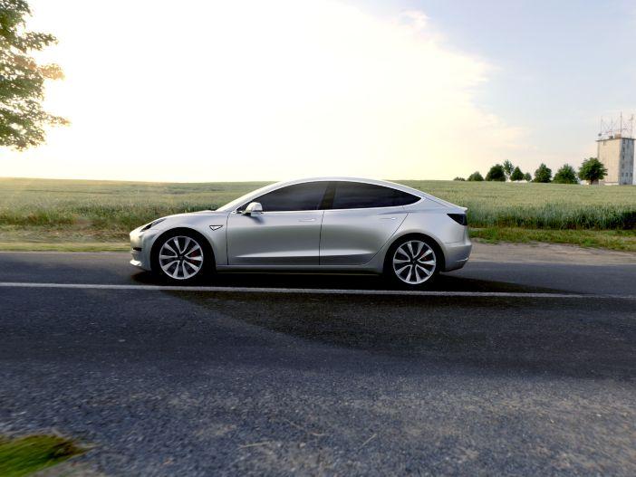 Der Tesla zum Einstiegspreis: Neues zum Model 3