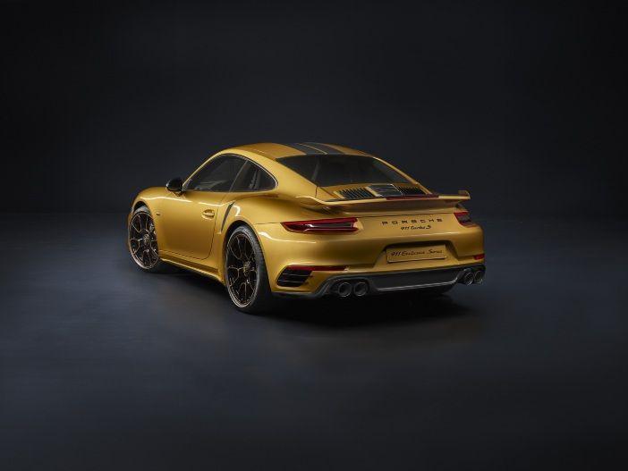 Exklusiver geht es nicht: Die neue Porsche 911 Turbo S Exclusive Series