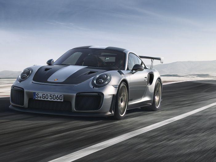 Power pur für den Porsche 911: Der neue 911 GT2 RS
