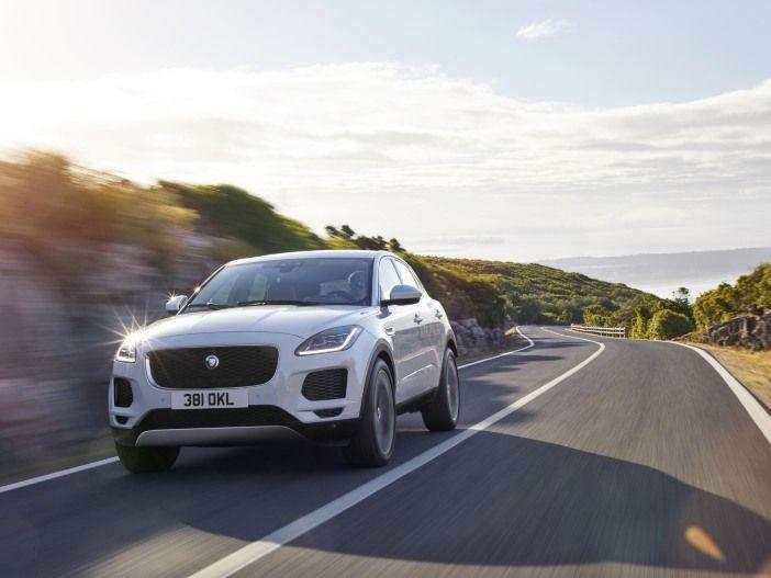 Edles Kompakt-SUV mit britischem Flair: Der neue Jaguar E-PACE