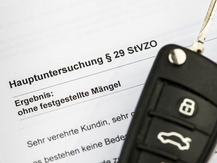 Welche Unterlagen braucht man für den TÜV?