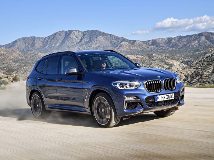 Erfolgsmodell im SUV-Segment: Der neue BMW X3