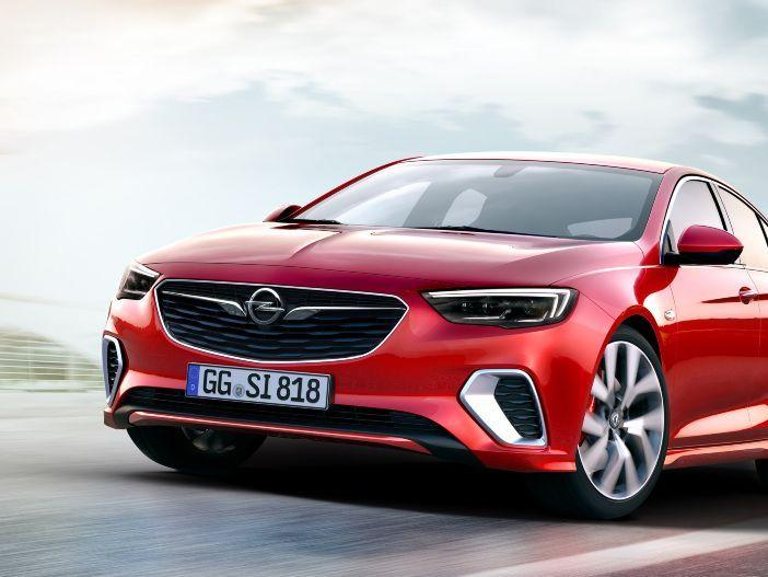 Sportliches Kürzel mit großer Tradition: Der neue Opel Insignia GSi