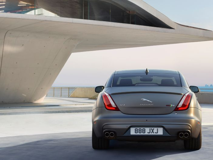 Die High-Speed-Raubkatze: Der neue Jaguar XJR575