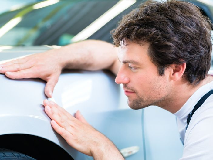 Smart Repair - Kleine Schäden einfach ausbessern