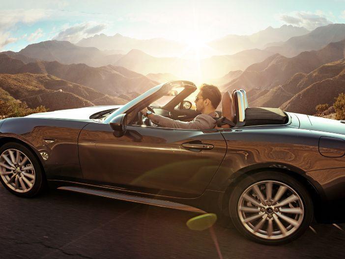 Kompakt, offen und sportlich: Der Roadster