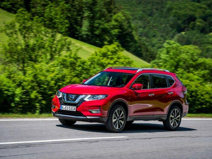 Umfassend überarbeitet: Der neue Nissan X-Trail