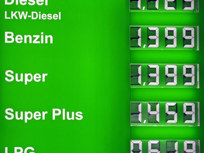 So setzt sich der Benzinpreis zusammen