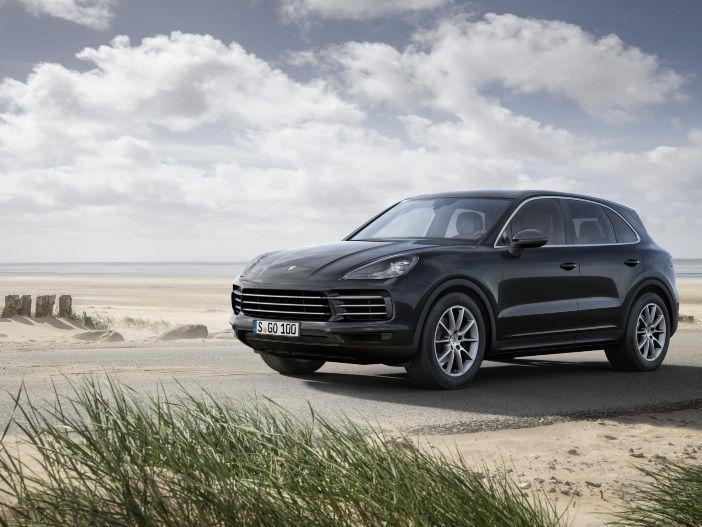 Nachgewürztes SUV aus Zuffenhausen: Der neue Porsche Cayenne