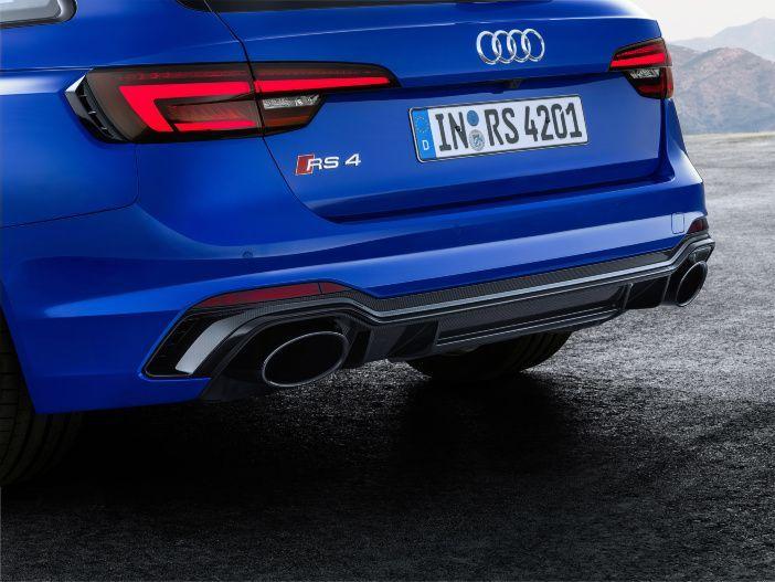 Neuer Mega-Kombi: Der Audi RS 4 Avant