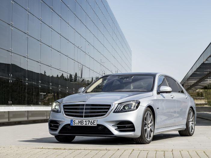 Die Plug-in-S-Klasse: Der neue Mercedes-Benz S 560 e