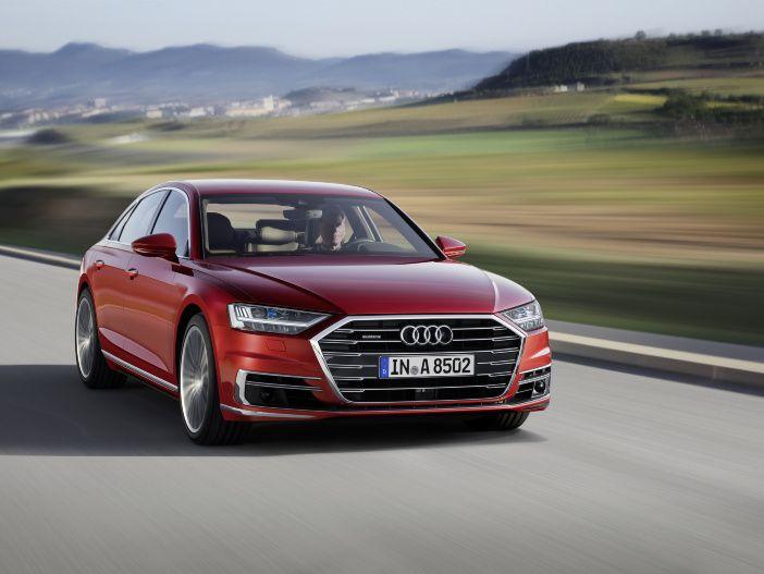 Preise und Details: Der neue Audi A8 geht an den Start