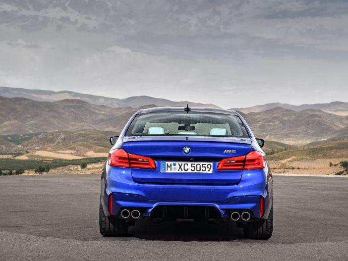 Aufstieg in die 600-PS-Klasse: Der neue BMW M5