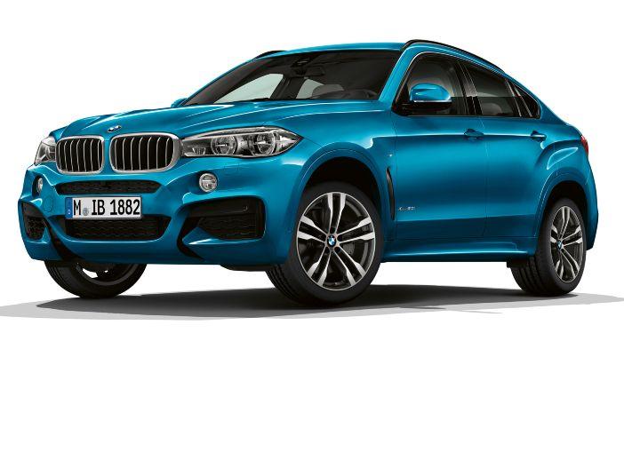 Markant und sportlich: Neue Editionsmodelle für BMW X5 und X6