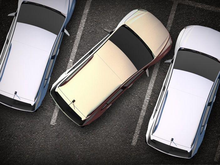 Einfach in enge Lücken parken: So funktioniert die Einparkhilfe