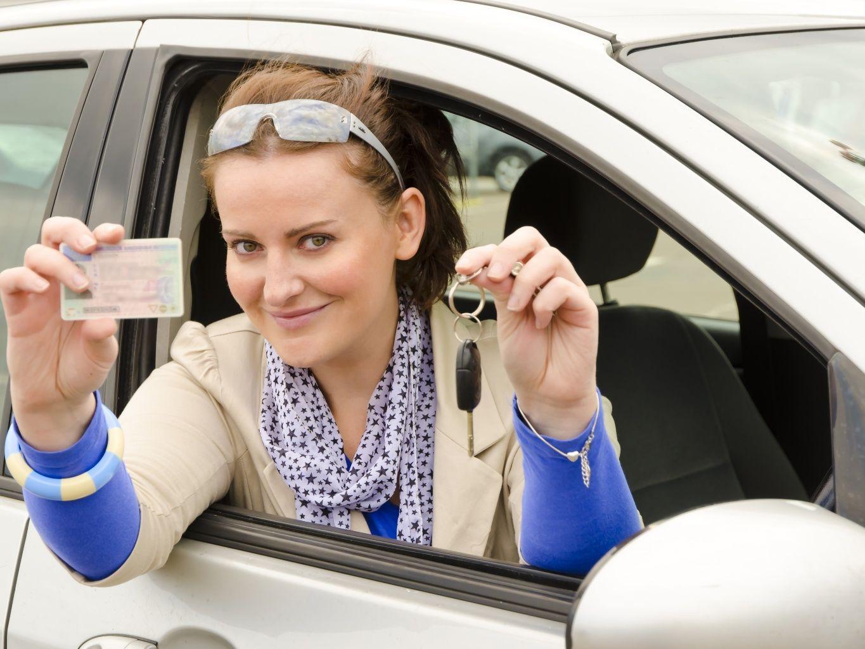 Картинки получение водительских прав, хорошей