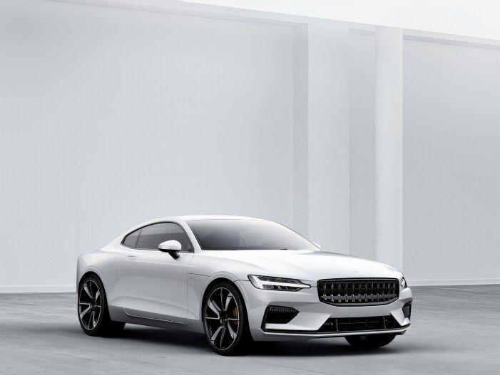 Hybrides Drehmoment-Monster mit 1.000 Nm: Der neue Volvo Polestar 1