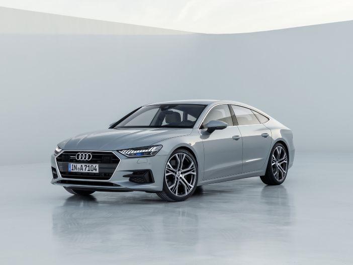 Digital und intelligent: Der neue Audi A7 Sportback