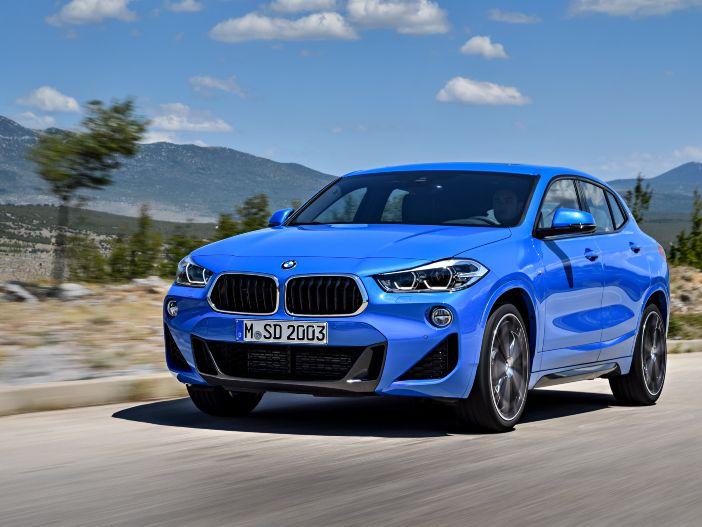 Kompaktes SUV-Coupé: Der neue BMW X2