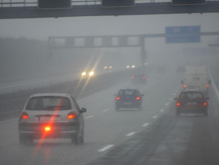 Der richtige Einsatz der Nebelschlussleuchte