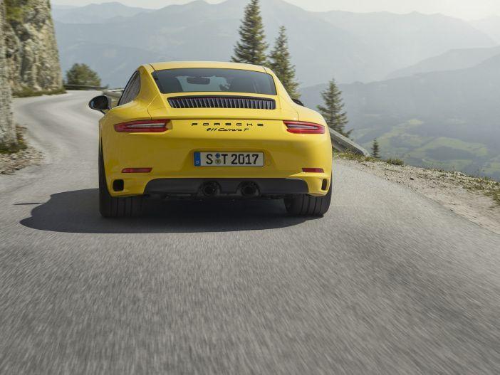 Ein Elfer für Puristen: Der neue Porsche 911 Carrera T