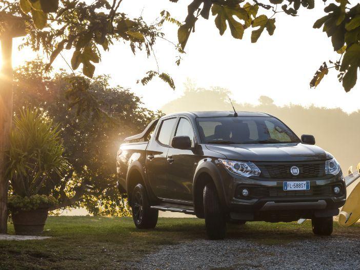 Schick mit Ladefläche: Der neue Fiat Fullback Cross