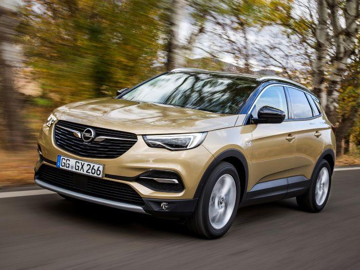 Mehr Power für den Opel Grandland X: Weitere Diesel-Variante und hochwertige Ausstattung