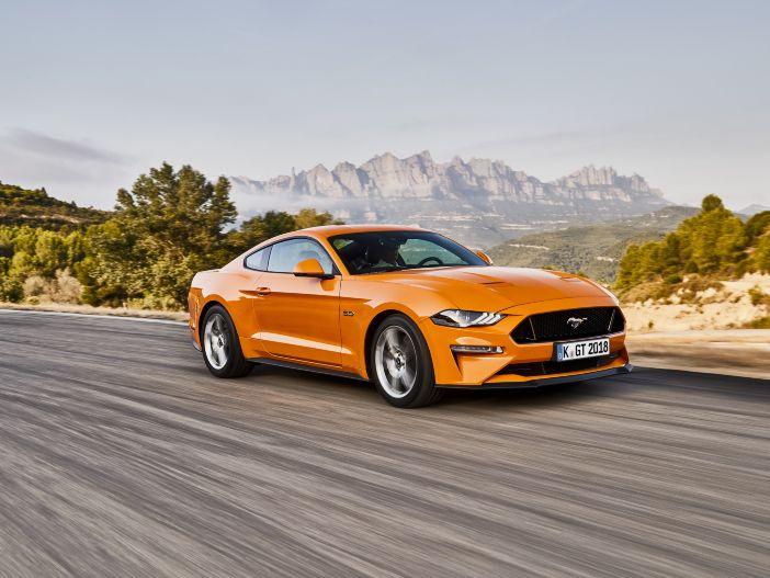 Bereit für einen wilden Ritt: Der neue Ford Mustang ist jetzt in den Startlöchern