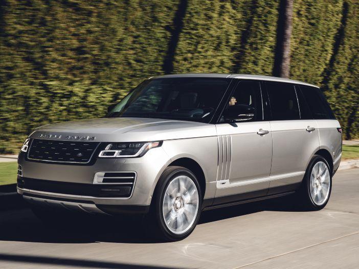 SV Autobiography: Der Luxus Range Rover
