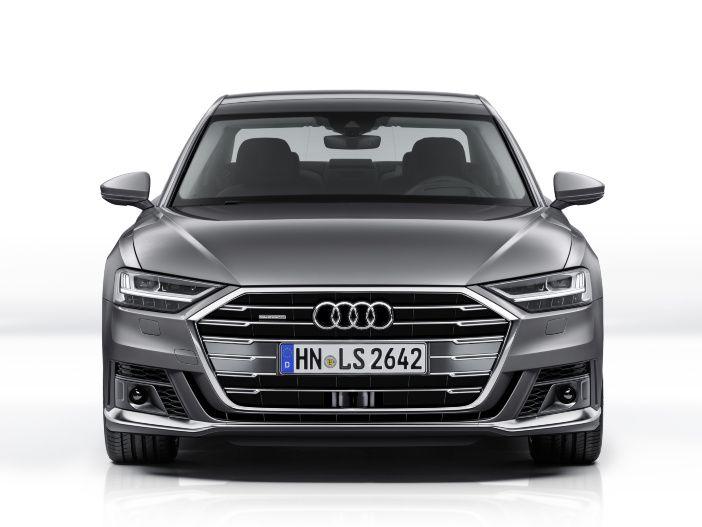 Die Extraportion Sportlichkeit für den neuen Audi A8