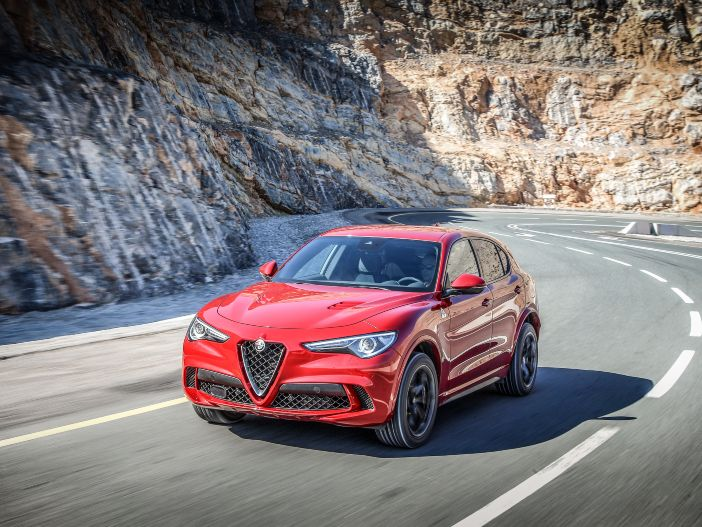 SUV-Power aus Italien: Der neue Alfa Romeo Stelvio Quadrifoglio