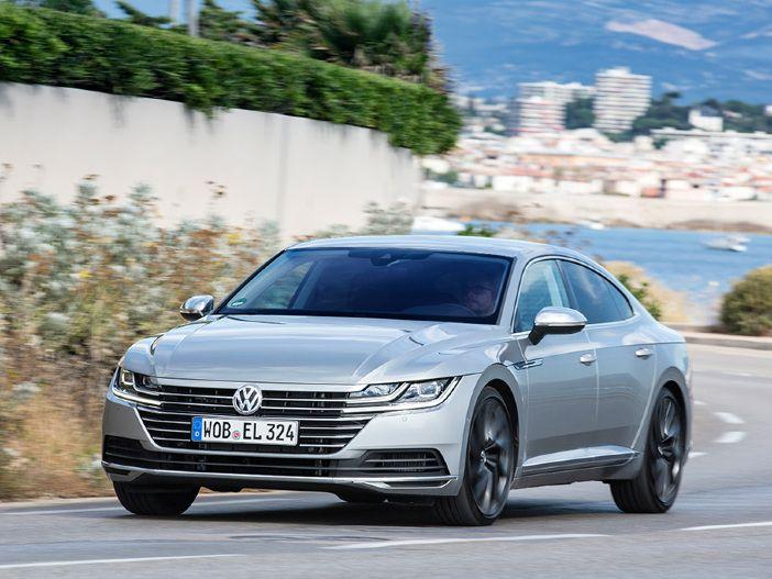Das Autojahr 2017: Viele Neuheiten bei VW