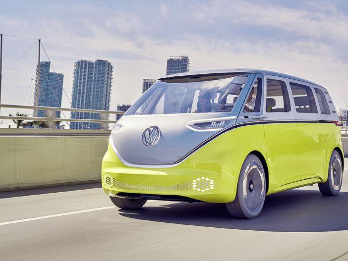 Wenn das Auto den Fahrer erkennt: Volkswagen und der IT-Spezialist NVIDIA arbeiten an intelligenten Fahrzeugen der Zukunft