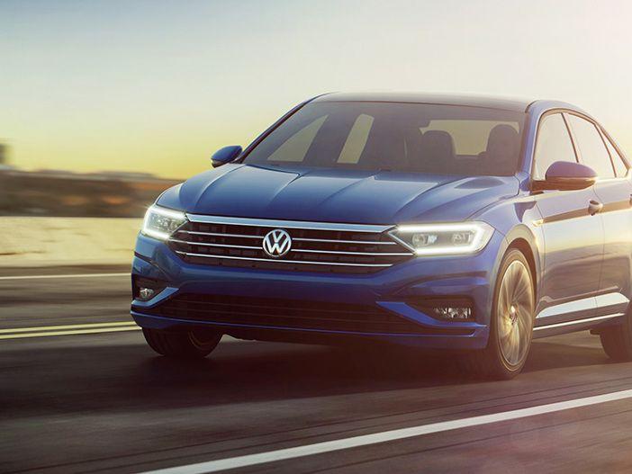 Kompakte Limousine: Der neue VW Jetta für die USA