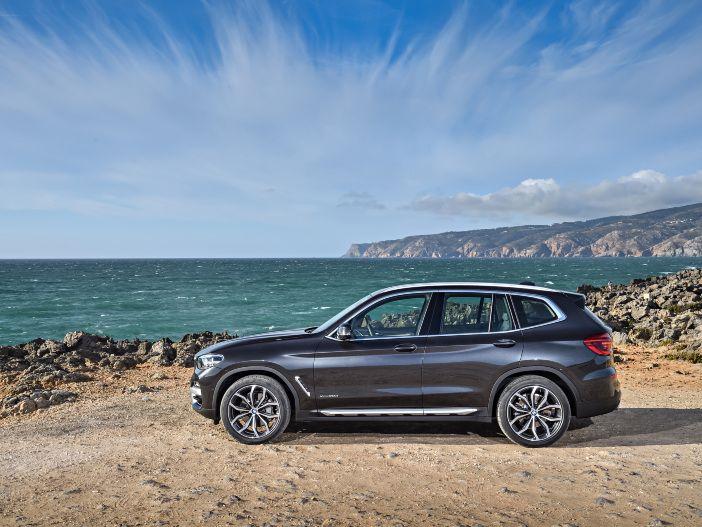 Starker Diesel, Sportdifferenzial für den Top-Benziner: Motor-Upgrades für den neuen BMW X3