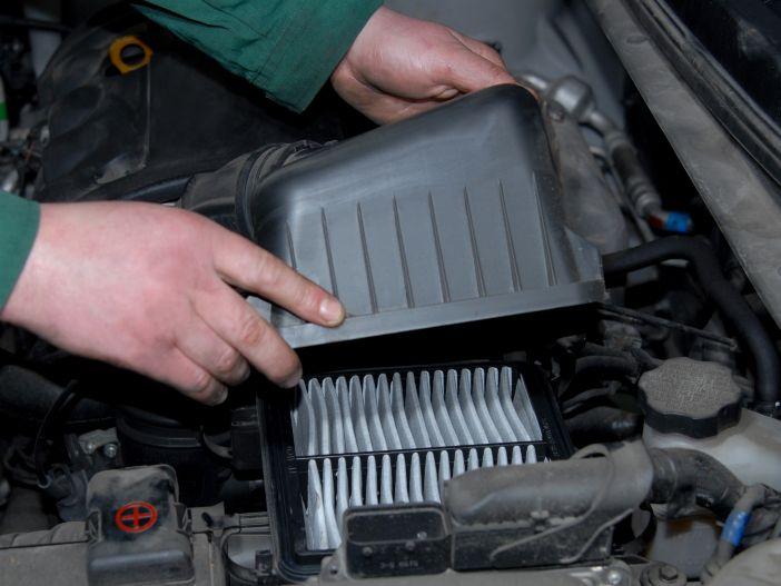Der Luftfilter: Funktion und Tuning