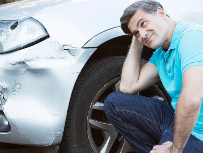 Unfallauto: Die Sache mit dem Restwert