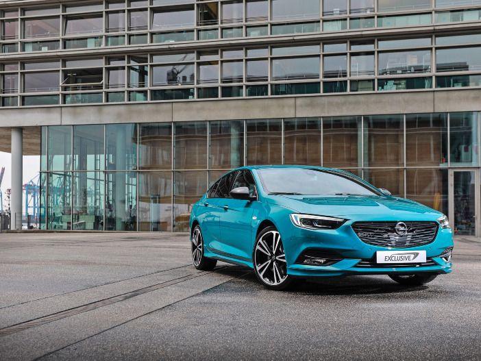 Viel Ausstattung: Der neue Opel Insignia Ultimate Exclusive
