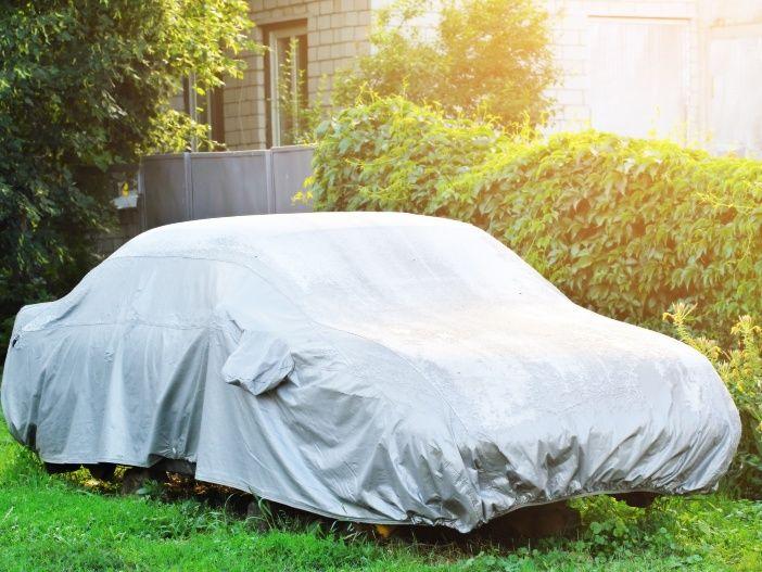 Ein abgemeldetes Fahrzeug parken: Das sollten Sie beachten