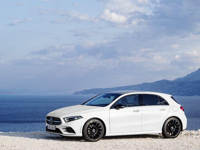 Digitales Cockpit und Sprachsteuerung: Die neue Mercedes-Benz A-Klasse