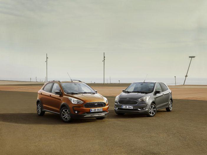 Zwei Varianten: Ford frischt den KA+ auf