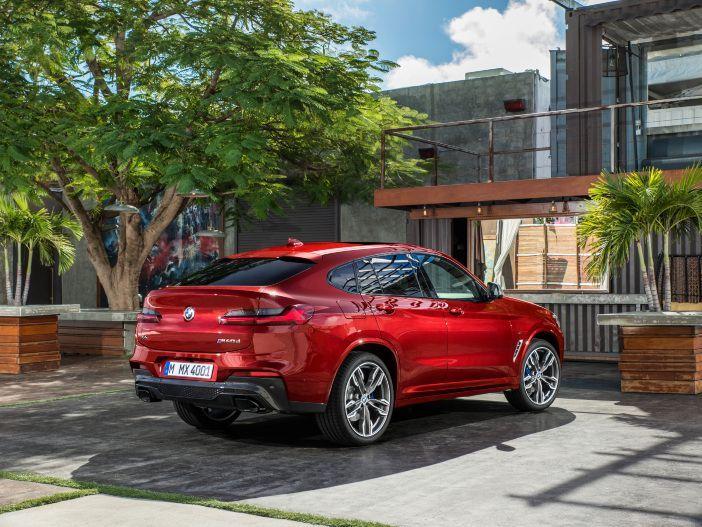 """Das Allrad-""""Coupé"""": Der neue BMW X4"""