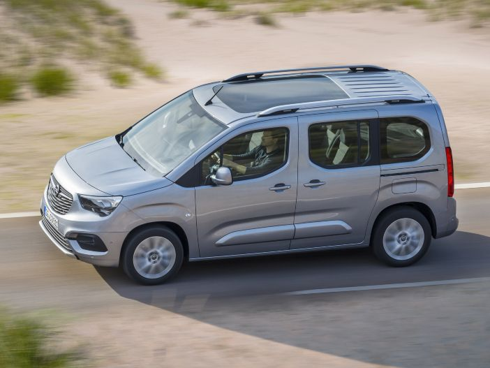 Viel Platz für Familie & Co: Der neue Opel Combo Life