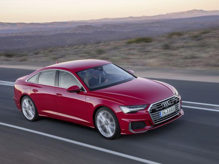Mild-Hybrid und intuitive Bedienung: Die neue Audi A6 Limousine
