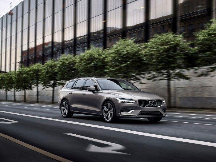 Moderner Kombi: Der neue Volvo V60