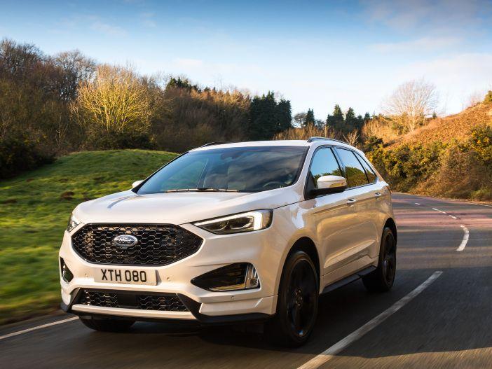 Ein Auto, das Kante zeigt: Der neue Ford Edge