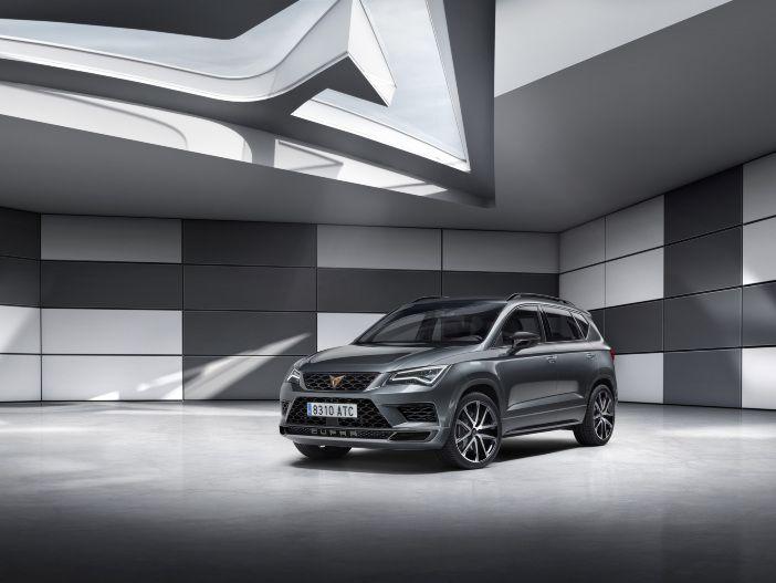 Auto Leasing - Der Auftakt für die neue Sportmarke von Seat: Der CUPRA Ateca