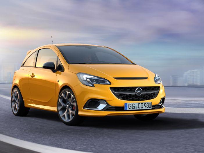 Sportlicher Look im kleinen Format: Der neue Opel Corsa GSi