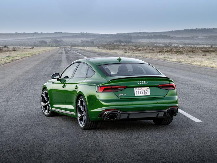 Leistungsstarkes Schrägheck: Der neue Audi RS 5 Sportback